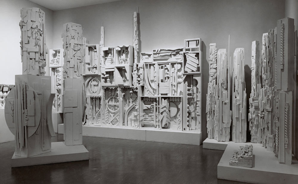 Louise Nevelson - Dawn's Wedding Feast - 1959