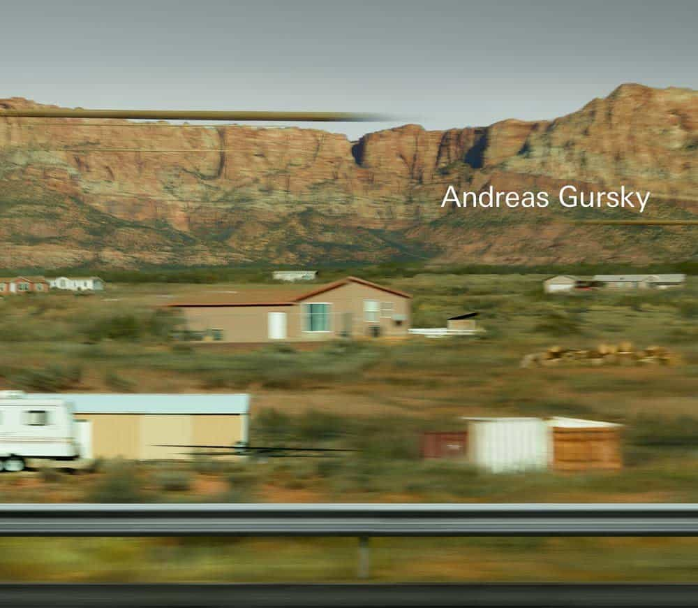 Andreas Gursky book cover