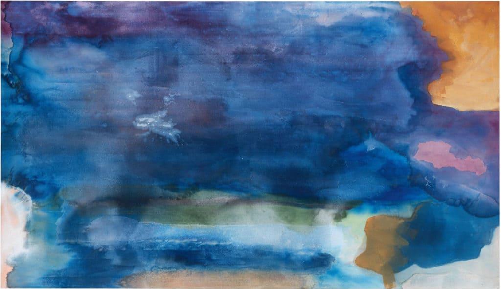 Helen Frankenthaler - Riverhead - 1963
