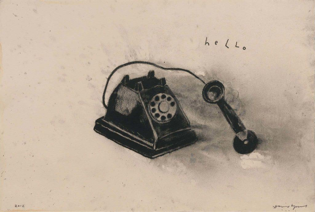 David Lynch - Hello - 2012