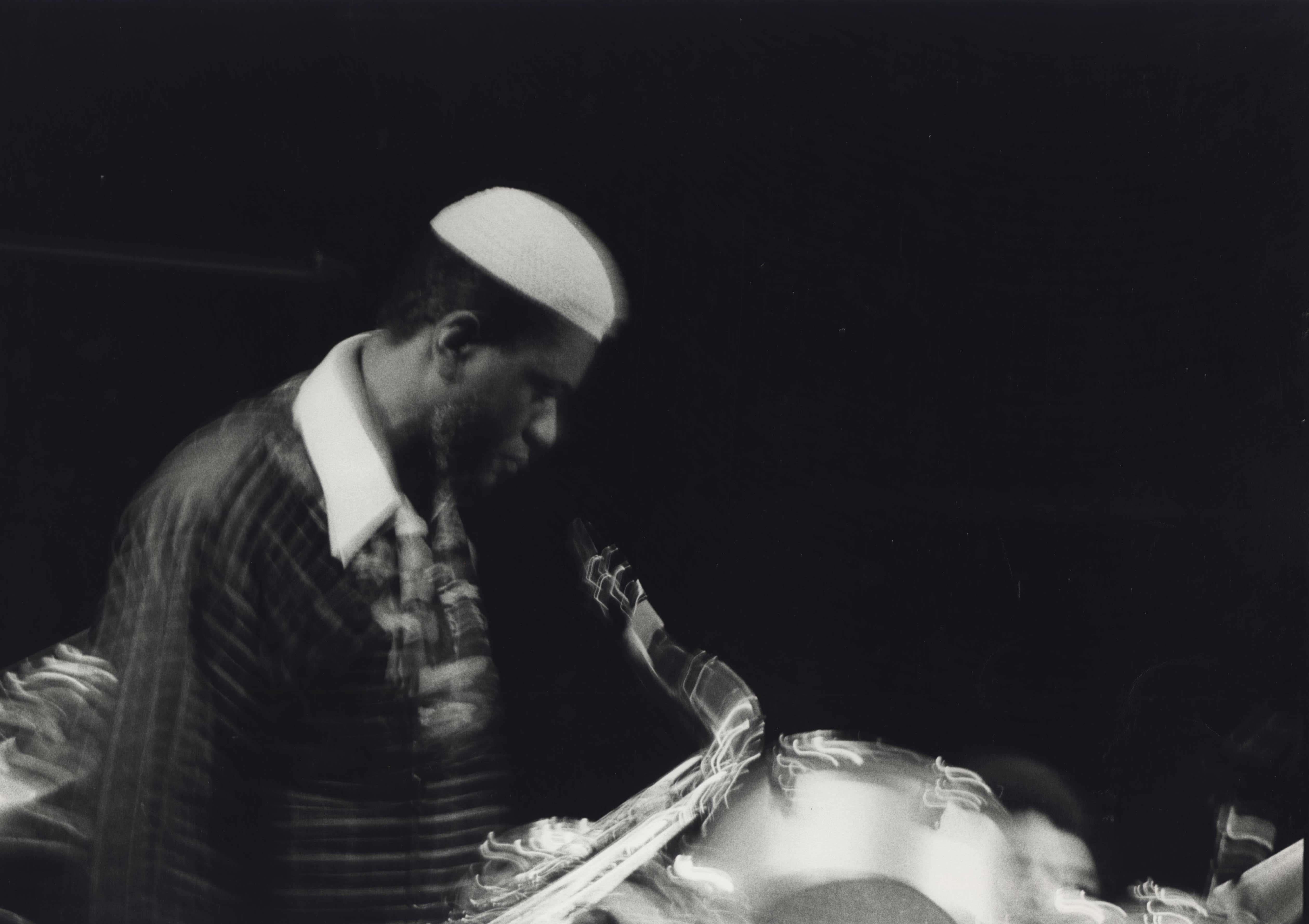 Ming Smith - Pharaoh at the Bottom Line - New York 1977