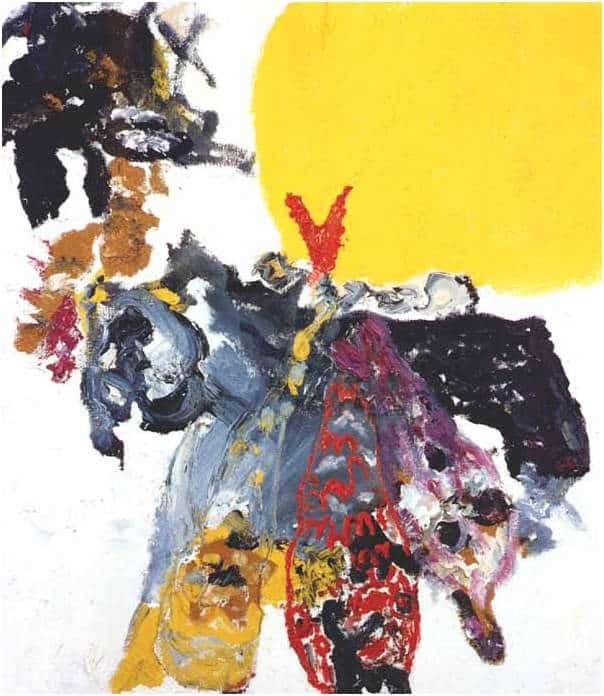 Up Sifter - Don Van Vilet painting - 1990