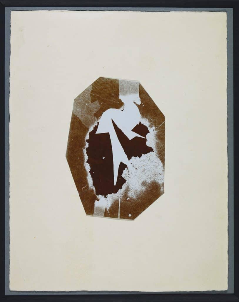 Christian Schad - Schadograph No. 11 - 1918