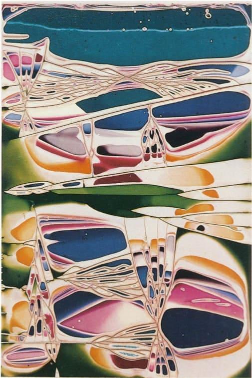 Pierre Cordier - Chemigram - 1970