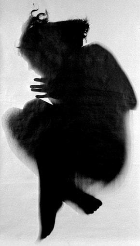Floris Neusüss - Untitled nudogramm - 1962