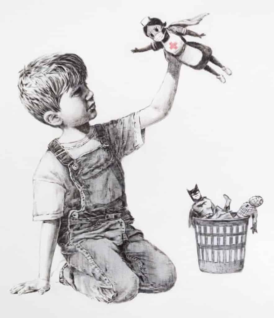 Banksy - Game Changer