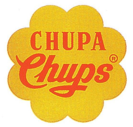 Chupa Chups Logo designed by Salvador Dalí