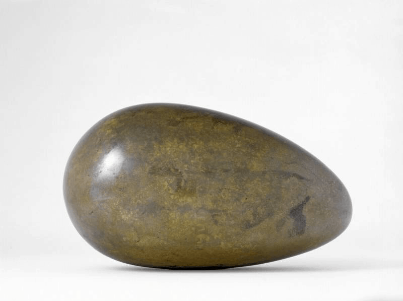 Constantin Brancusi egg - The Beginning of the World