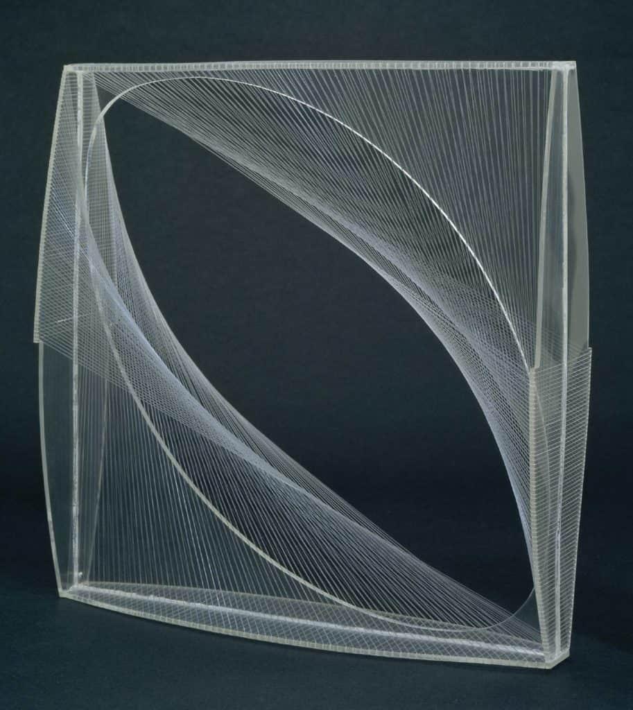 Naum Gabo - Linear Construction No. 1