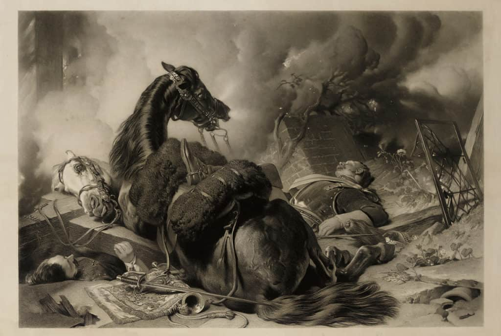 War and Peace - 1928 - Sir Edwin Henry Landseer
