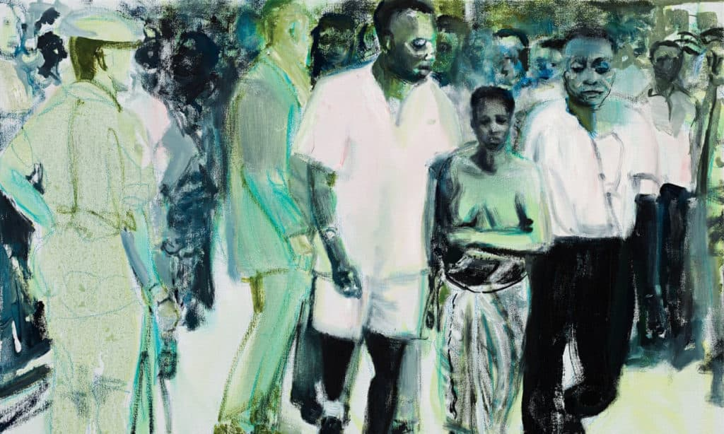 Marlene Dumas - The Widow - 2013