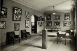 Galerie de l'Effort Moderne, 1921