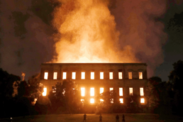 rio de janeiro national museum fire