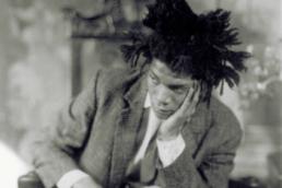 Jean Michel Basquiat Portrait