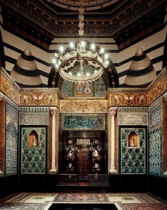 Frederic Lord Leighton's Victorian studio-house