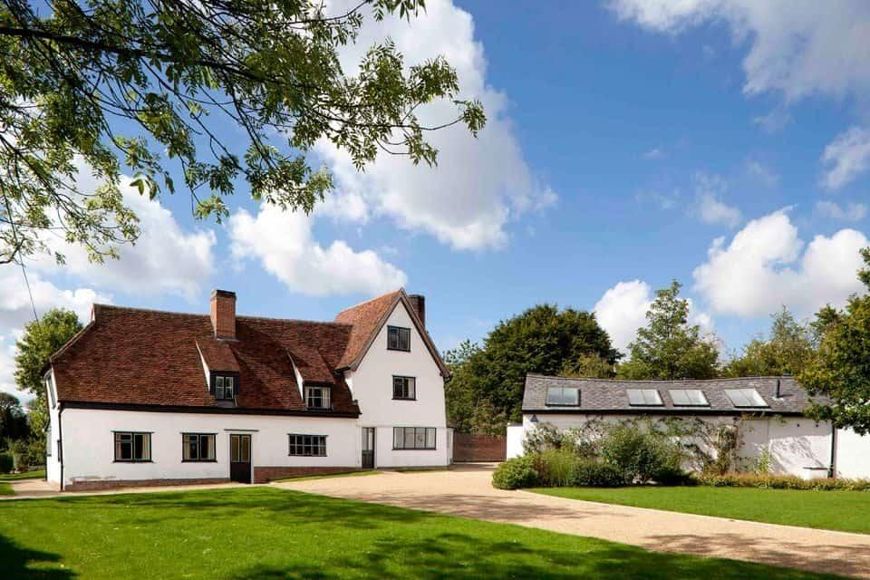 Moore's Hoglands Farmhouse