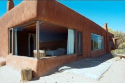 George O'Keeffe's Ghost Ranch home in New Mexico