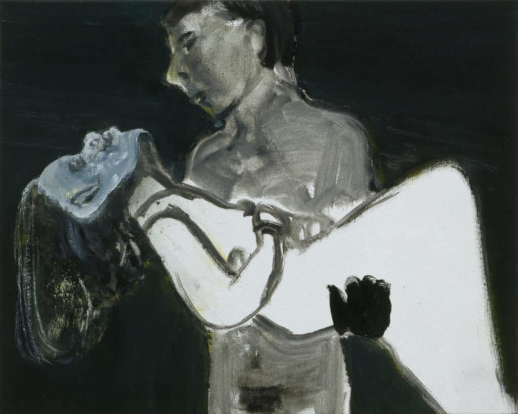 Marlene Dumas - The Image as Burden - 1993