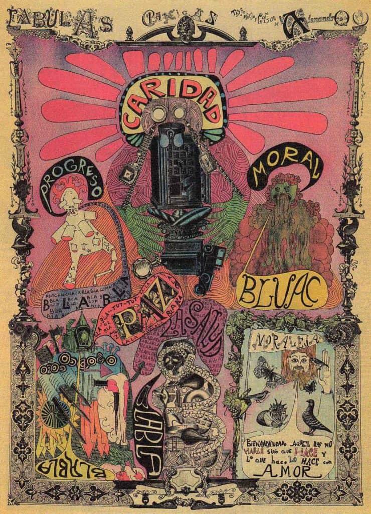 Alejandro Jodorowsky comics