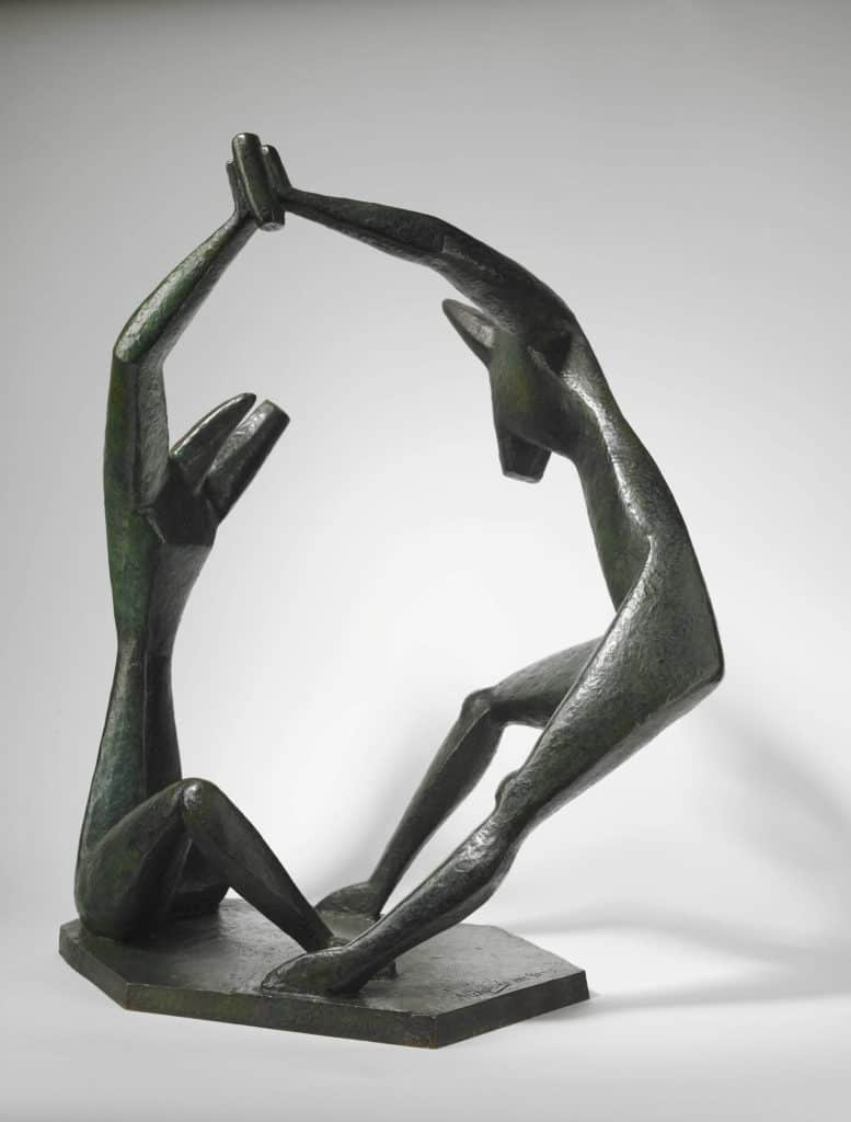 Alexander Archipenko - Dance - 1912