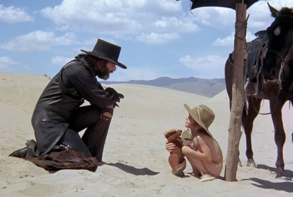 Still from El Topo -Alejandro Jodorowsky Movie