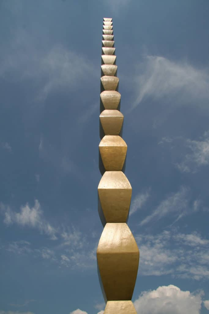 Brancusi- Endless Column