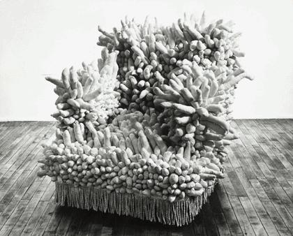 Yayoi Kusama, Accumulation No. 1, 1962