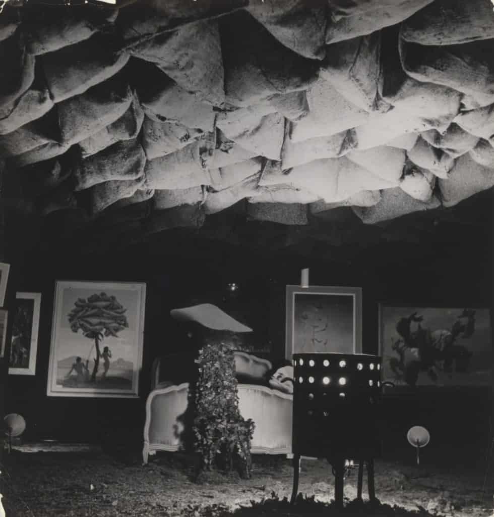 Roger Schall Untitled (International Surrealist Exhibition, Paris), 1938, gelatin silver print.
