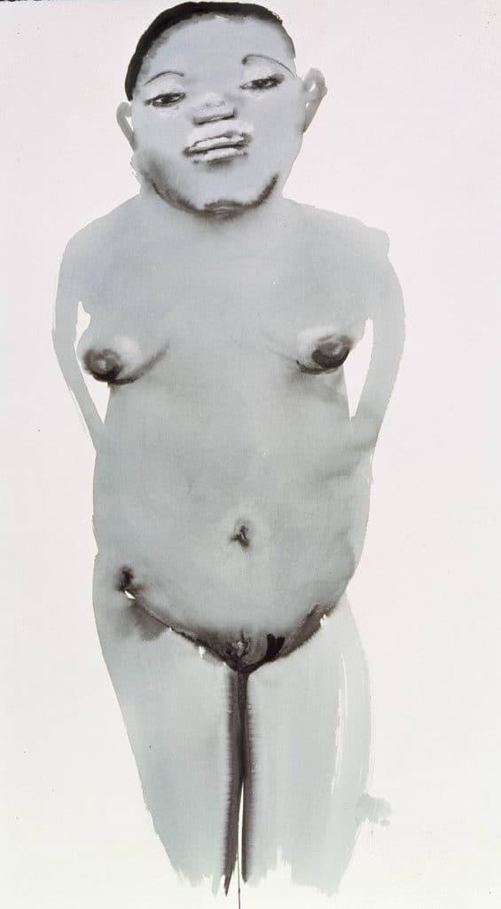 Marlene Dumas - Magdalena 2 - 1996