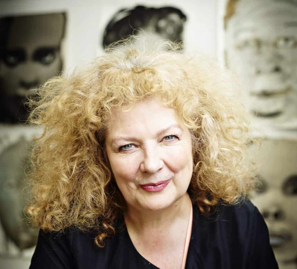 Marlene Dumas - photo by Merlijn Doomernik - 2014