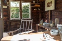 The summer house - Henry Moore Studio