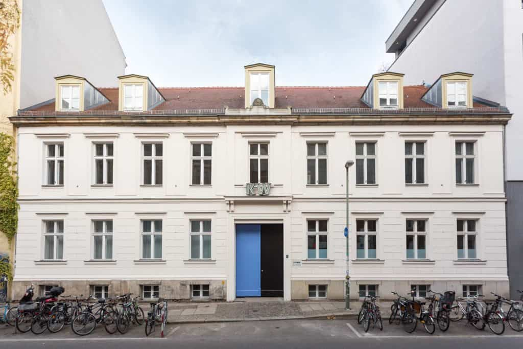 KW Institute for Contemporary Art, Berlin exhibitions