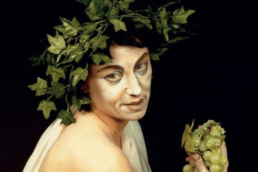 Appropriation art. Cindy Sherman, Untitled #224, 1990