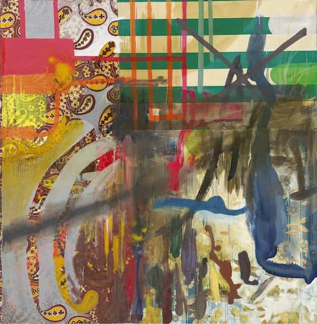 Albert Oehlen, Ohne Titel, 1992