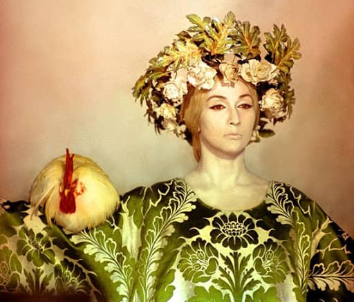 Sergei Parajanov, The Color of Pomegranates, 1969