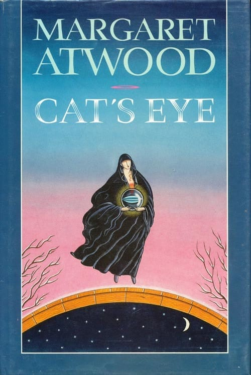 Margaret Atwood, Cat's Eye (first edition hard cover), 1988
