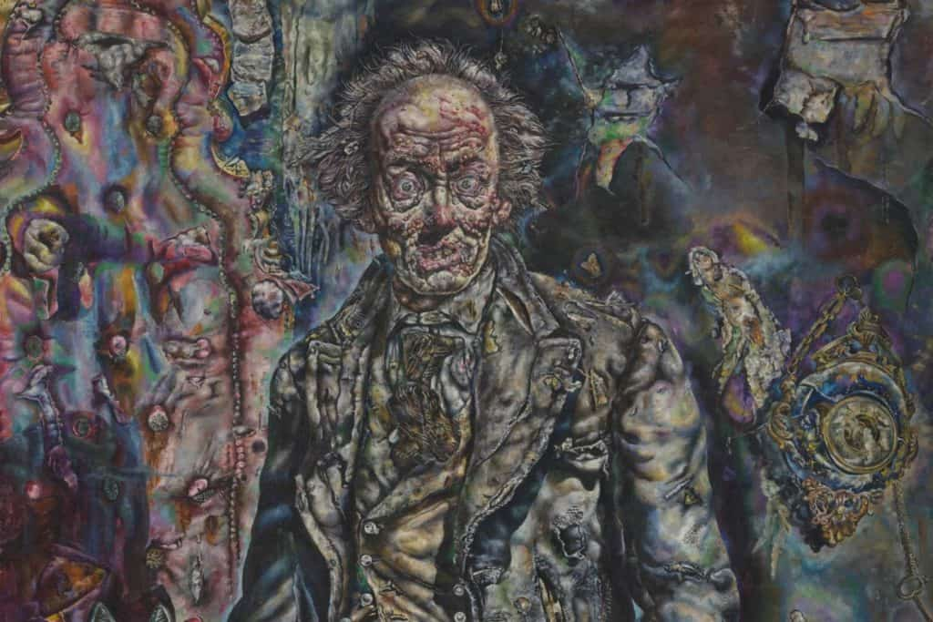 Ivan Le Lorraine Albright, Picture of Dorian Gray, 1943-1944