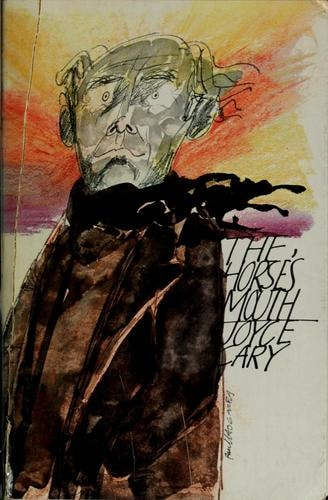 Joyce Cary, The Horse's Mouth, 1965 Time Classic Softcover