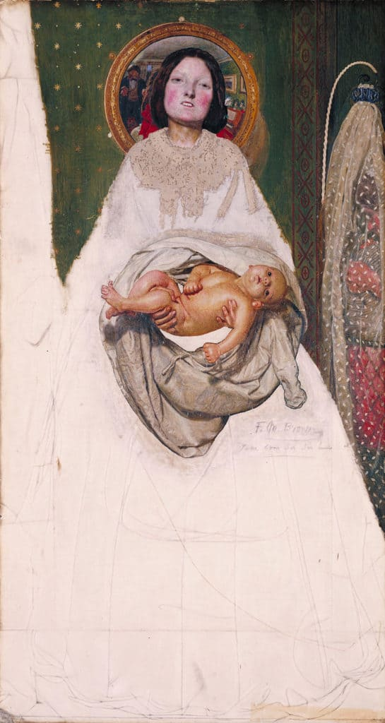 Take your Son, Sir! (1851) by Ford Madox Brown