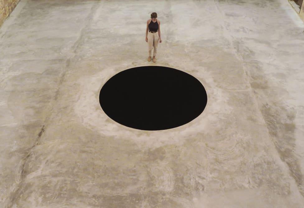 Anish Kapoor, Descent Into Limbo, Havana, 2016
