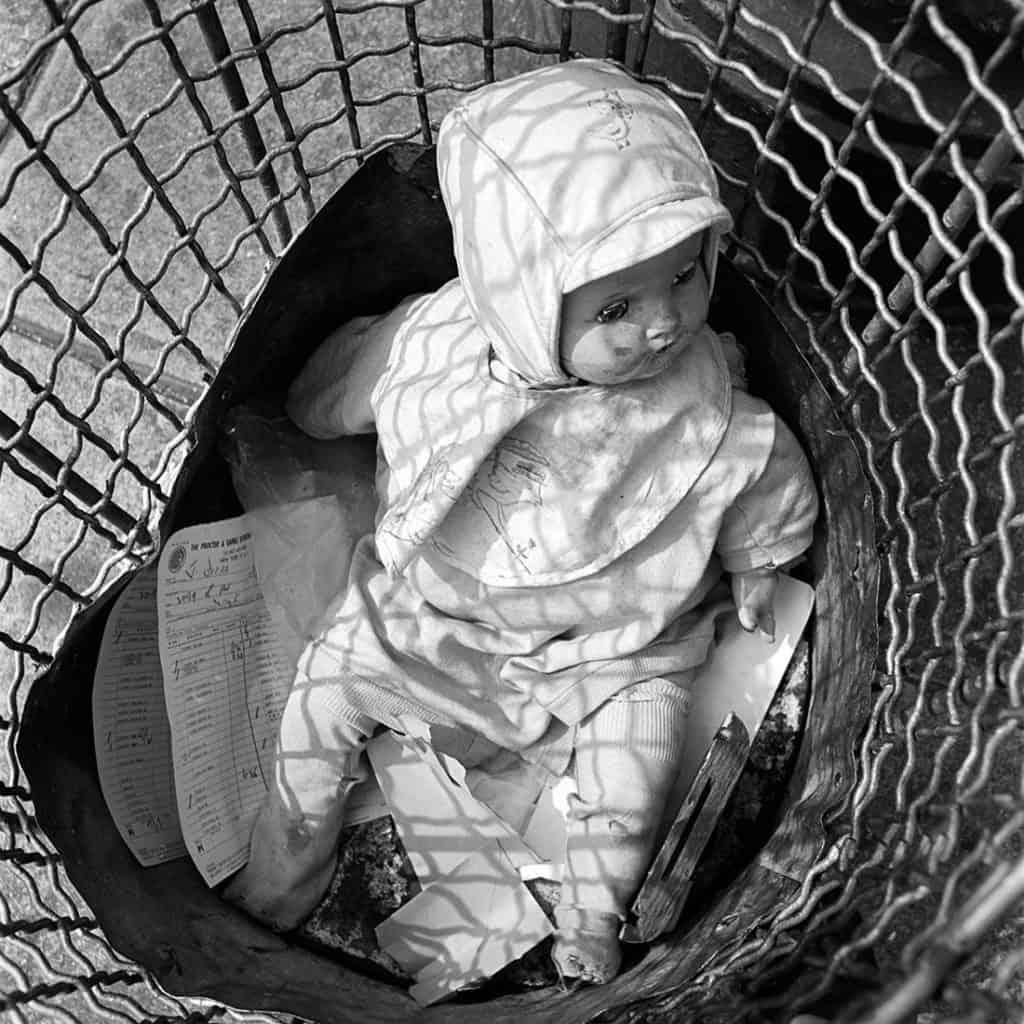 Vivian Maier, June 1953. New York, NY.