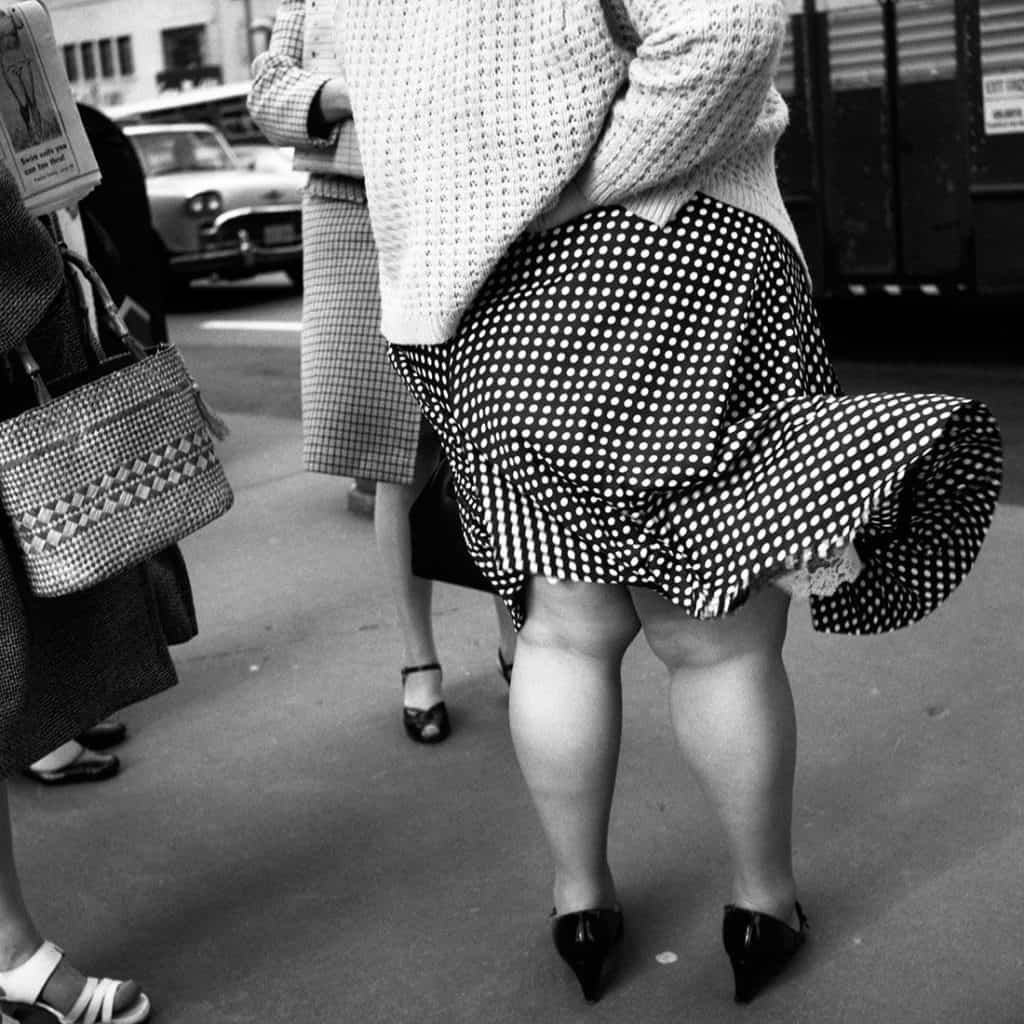 Photo by Vivian Maier. May 27, 1970. Chicago, IL.