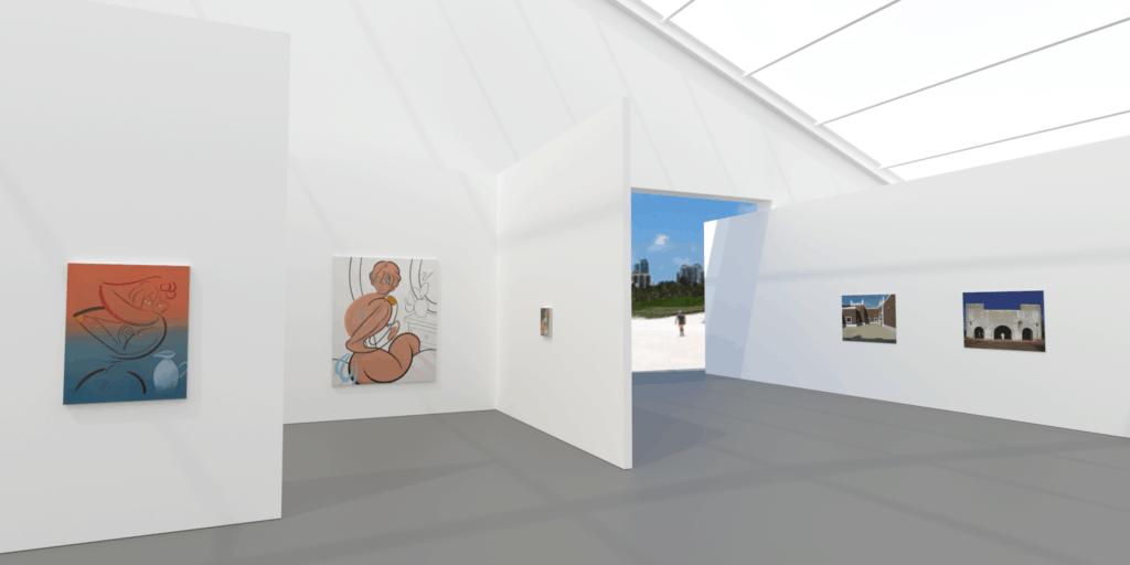 Untitled Art digital art fair