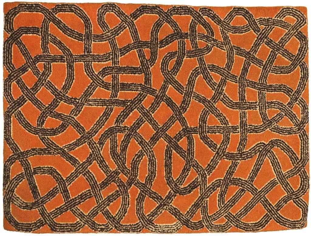 Anni Albers, Rug, nylon fibers, 1959.