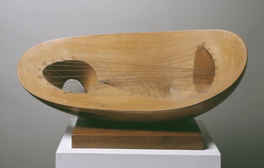 Landscape Sculpture by Dame Barbara Hepworth