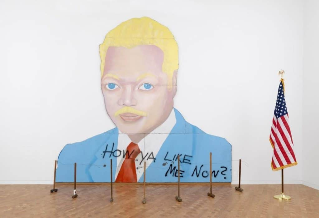 David Hammons: How Ya Like Me Now?
