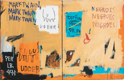 Basquiat detail