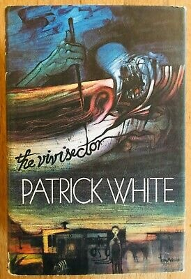 Patrick White, The Vivisector (first edition hard cover), 1970