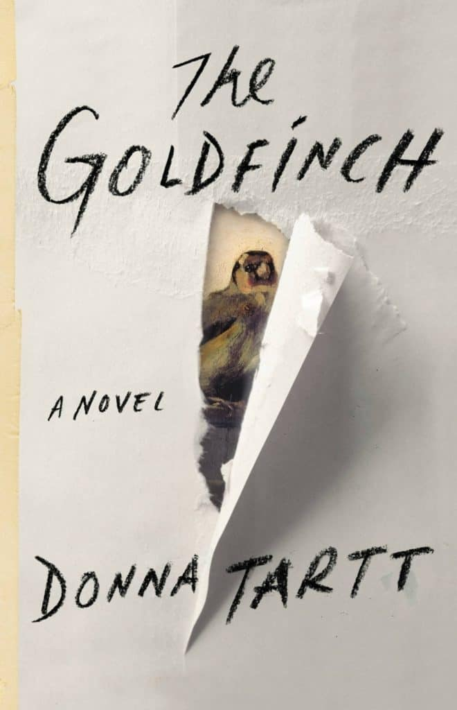Donna Tartt, The Goldfinch, 2013