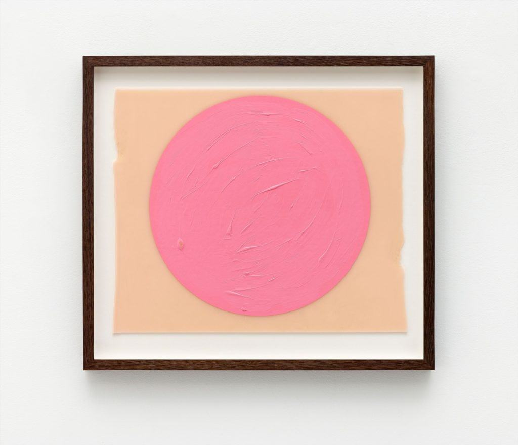 Mads Gamdrup, Untitled (Clear Pink and Light Magenta), 2020